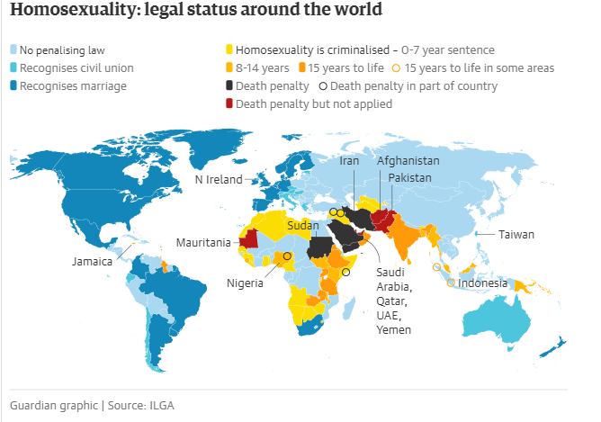 same sex marriage legal in other countries in Sunnyvale
