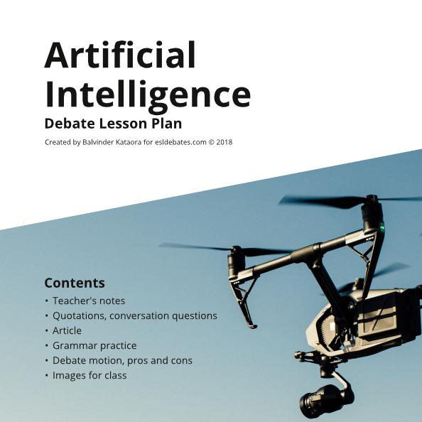 artificial intelligence debate