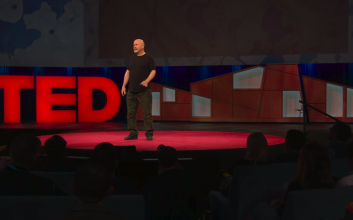 should we use a solar shade to cool the earth. ted talks. geoengineering.
